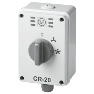 CR-20 - Regulator