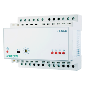 TT-S4/D - Regulator